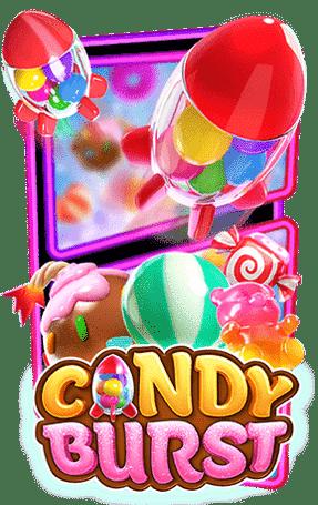 ทดลองเล่นเกมสล็อต Candy Burst